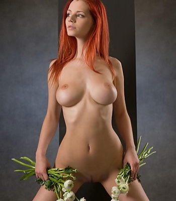 Red Head Naked